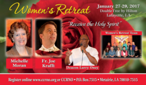 2017 CCRNO Womens Retreat